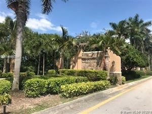 Photo of 1224 SW 147th Ave #3, Pembroke Pines, FL 33027 (MLS # A10532396)