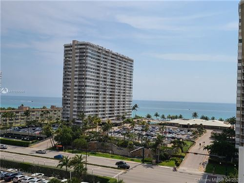 Photo of 1985 S Ocean Dr #8B, Hallandale Beach, FL 33009 (MLS # A11029396)
