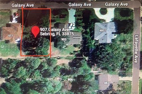 Photo of 907 GALAXY, SEBRING, FL 33875 (MLS # A11102396)