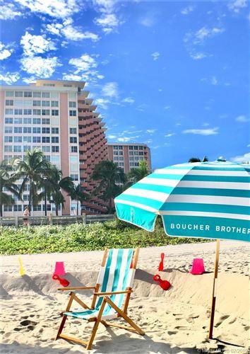 Foto de inmueble con direccion 2899 Collins Ave #610 Miami Beach FL 33140 con MLS A10622397