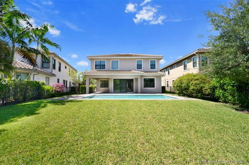 Photo of Listing MLS a10853397 in 10165 Cameilla St Parkland FL 33076
