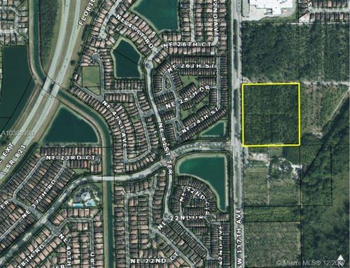 Photo of SW 288 (APPROX) & SW 137 AVE, Homestead, FL 33033 (MLS # A10388398)