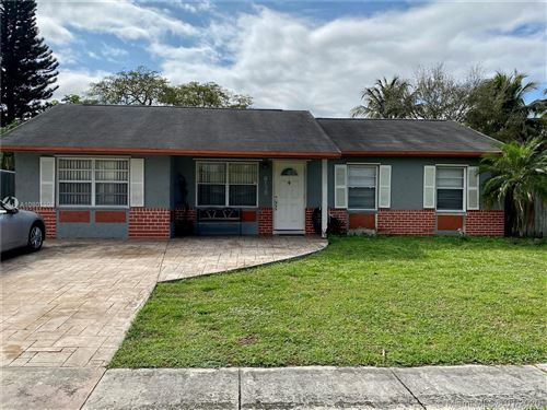 Photo of Listing MLS a10801398 in 8130 SW 11th St North Lauderdale FL 33068