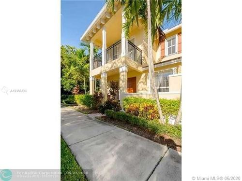 Photo of 4651 Mimosa Ter #1205, Coconut Creek, FL 33073 (MLS # A10868398)