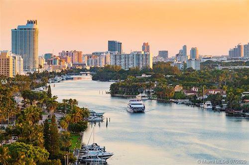 Foto de inmueble con direccion 5660 Collins Ave #18AB Miami Beach FL 33140 con MLS A10900398