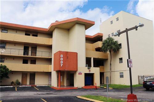 Photo of 8887 Fontainebleau Blvd #306, Miami, FL 33172 (MLS # A10914398)
