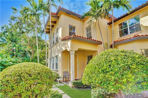 Photo of 4867 Ponce De Leon Blvd #A, Coral Gables, FL 33146 (MLS # A10963398)