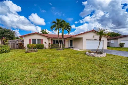 Photo of 10645 NW 42nd Drive, Coral Springs, FL 33065 (MLS # A11116398)