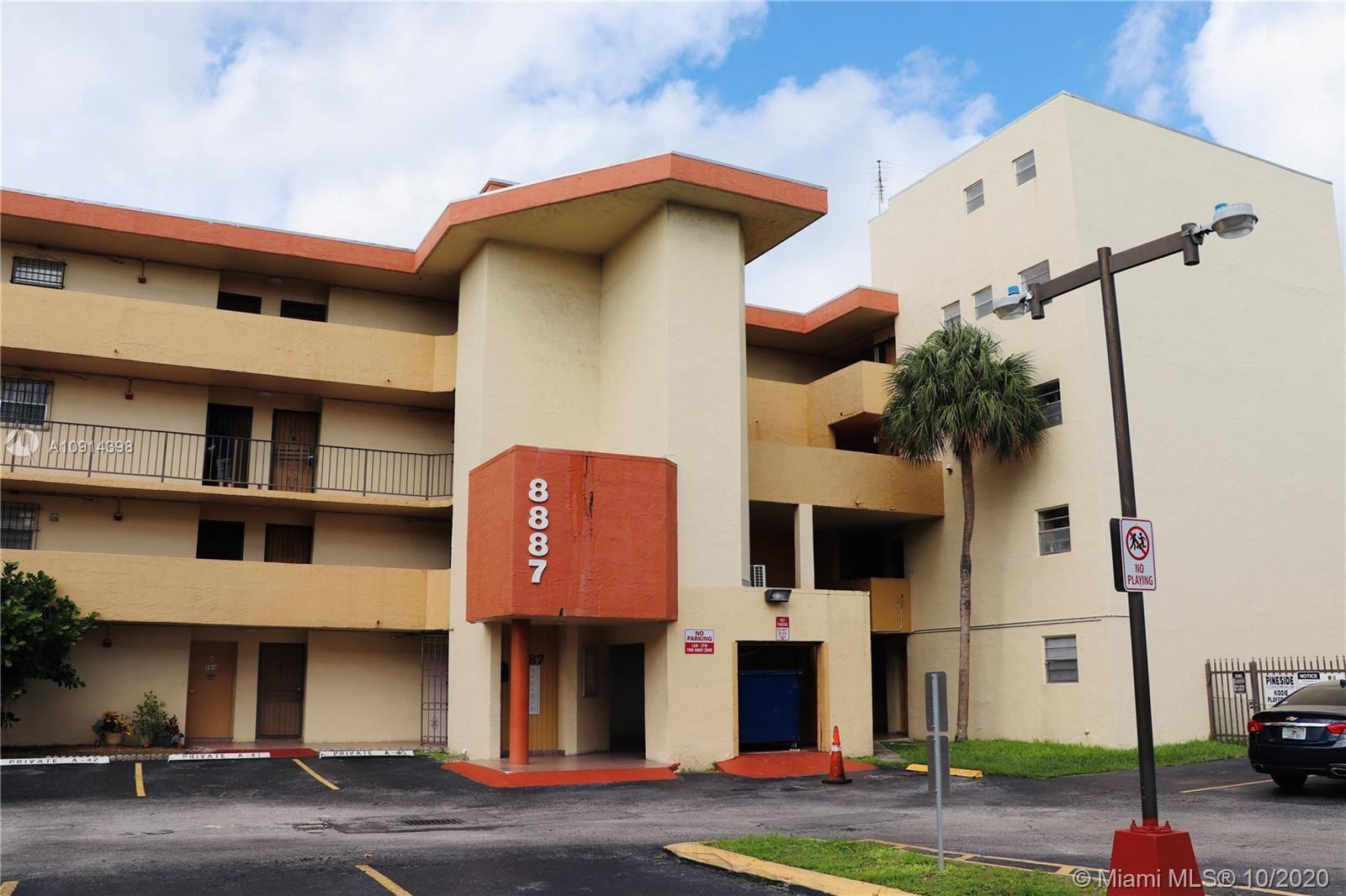 8887 Fontainebleau Blvd #306, Miami, FL 33172 - #: A10914398
