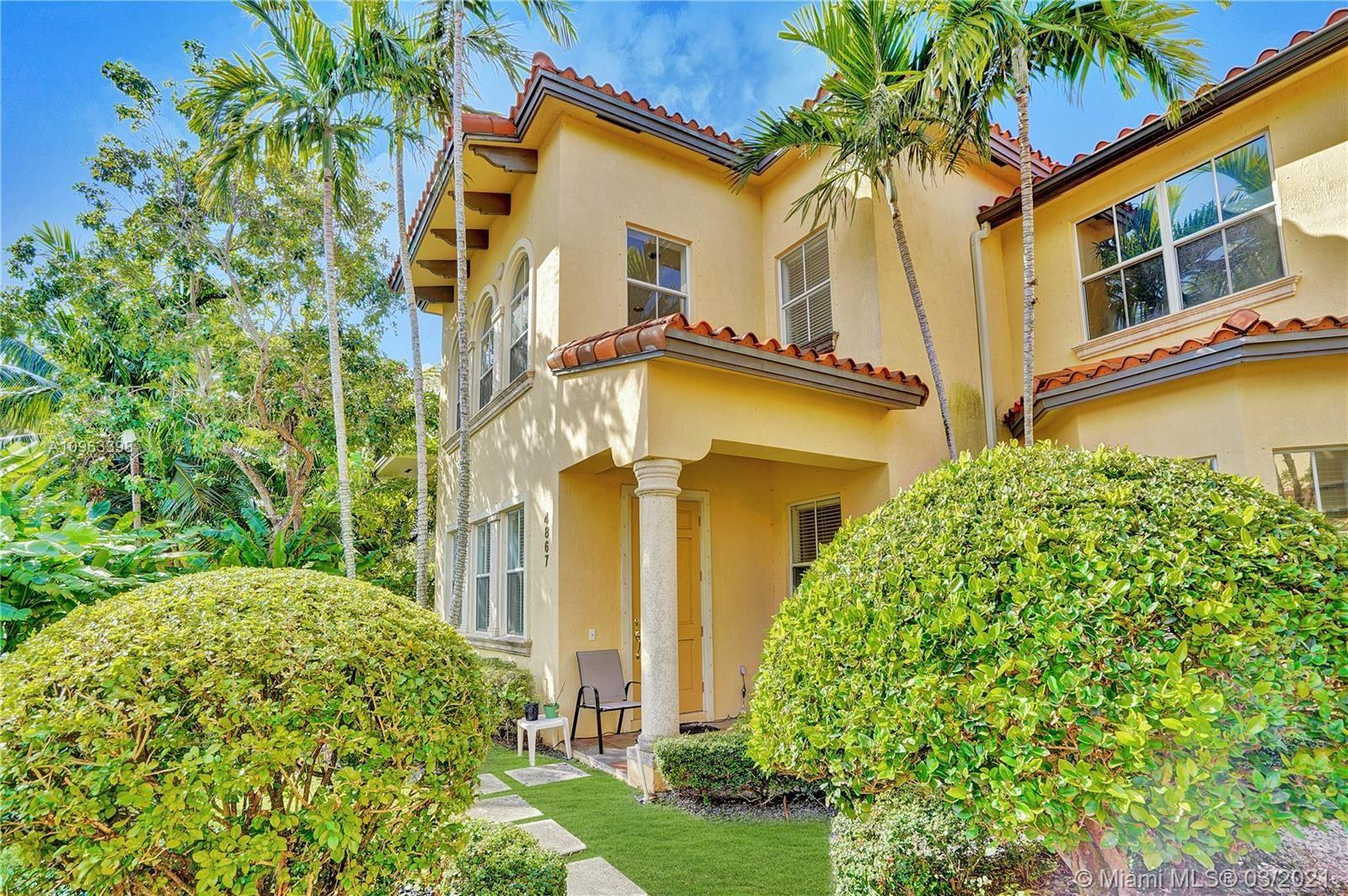 4867 Ponce De Leon Blvd #A, Coral Gables, FL 33146 - #: A10963398