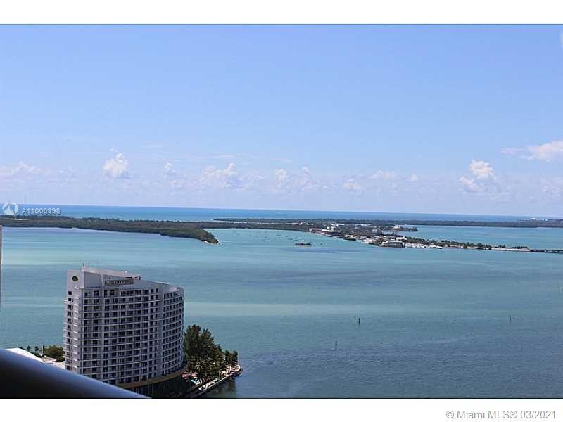 Photo of 495 Brickell Ave #3411, Miami, FL 33131 (MLS # A11006398)
