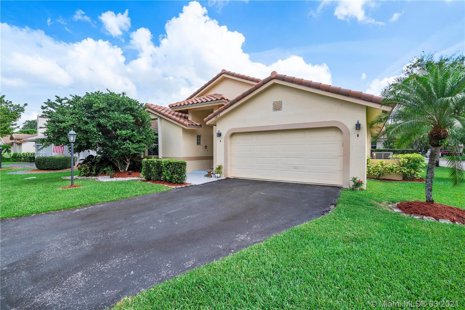 4809 NW 103rd Way, Coral Springs, FL 33076 - #: A11007398