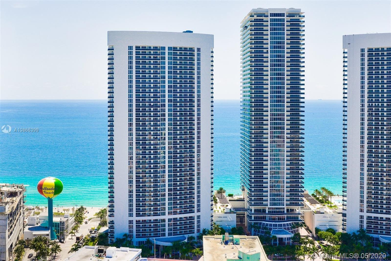 1800 S Ocean Dr #3710, Hallandale Beach, FL 33009 - #: A10866399