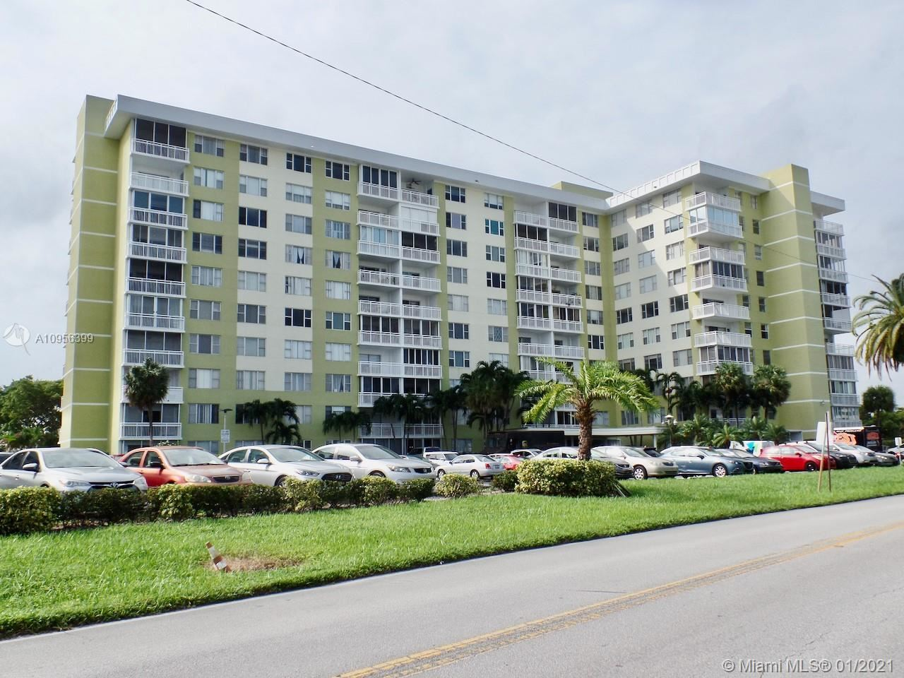 4400 Hillcrest Dr #605-A, Hollywood, FL 33021 - #: A10956399