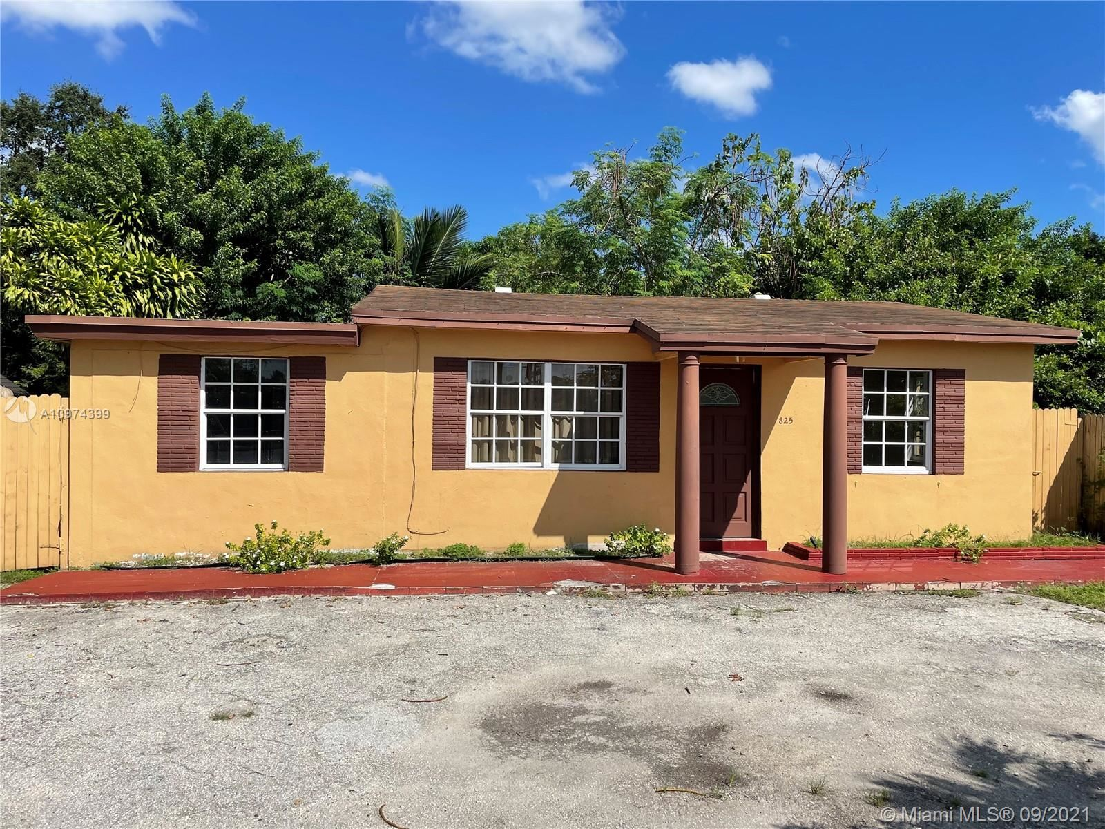825 S 62nd Ave, Hollywood, FL 33023 - #: A10974399