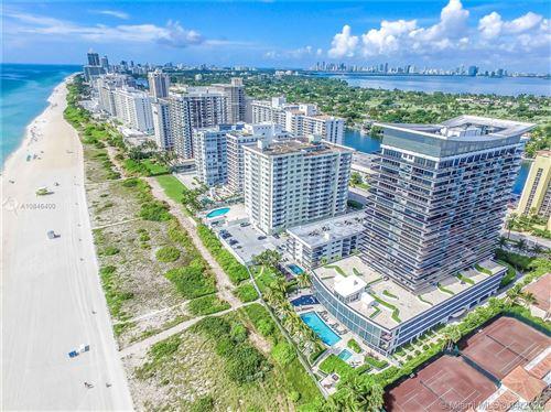 Foto de inmueble con direccion 5875 Collins Ave #507 Miami Beach FL 33140 con MLS A10846400