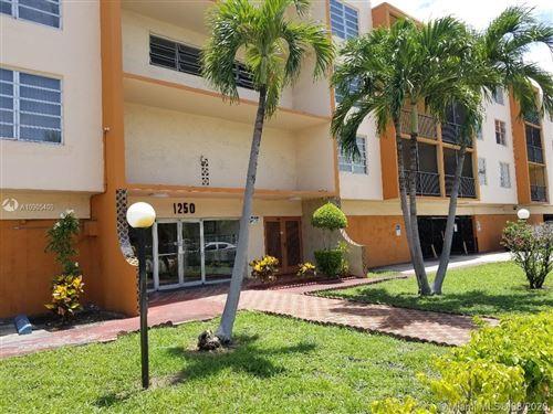 Photo of 1250 NE 125th St #309C, North Miami, FL 33161 (MLS # A10905400)