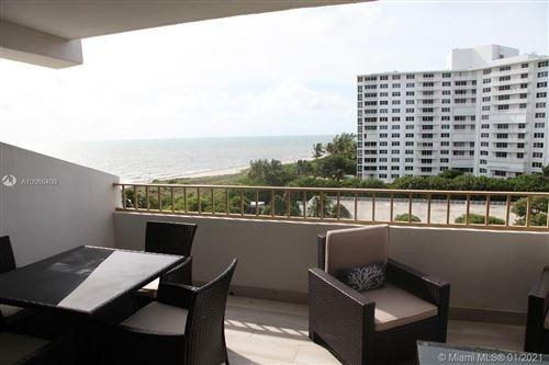 Photo of 177 Ocean Lane Dr #807, Key Biscayne, FL 33149 (MLS # A10986400)