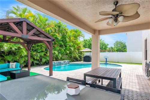 Photo of 16369 SW 16th St, Pembroke Pines, FL 33027 (MLS # A11067400)