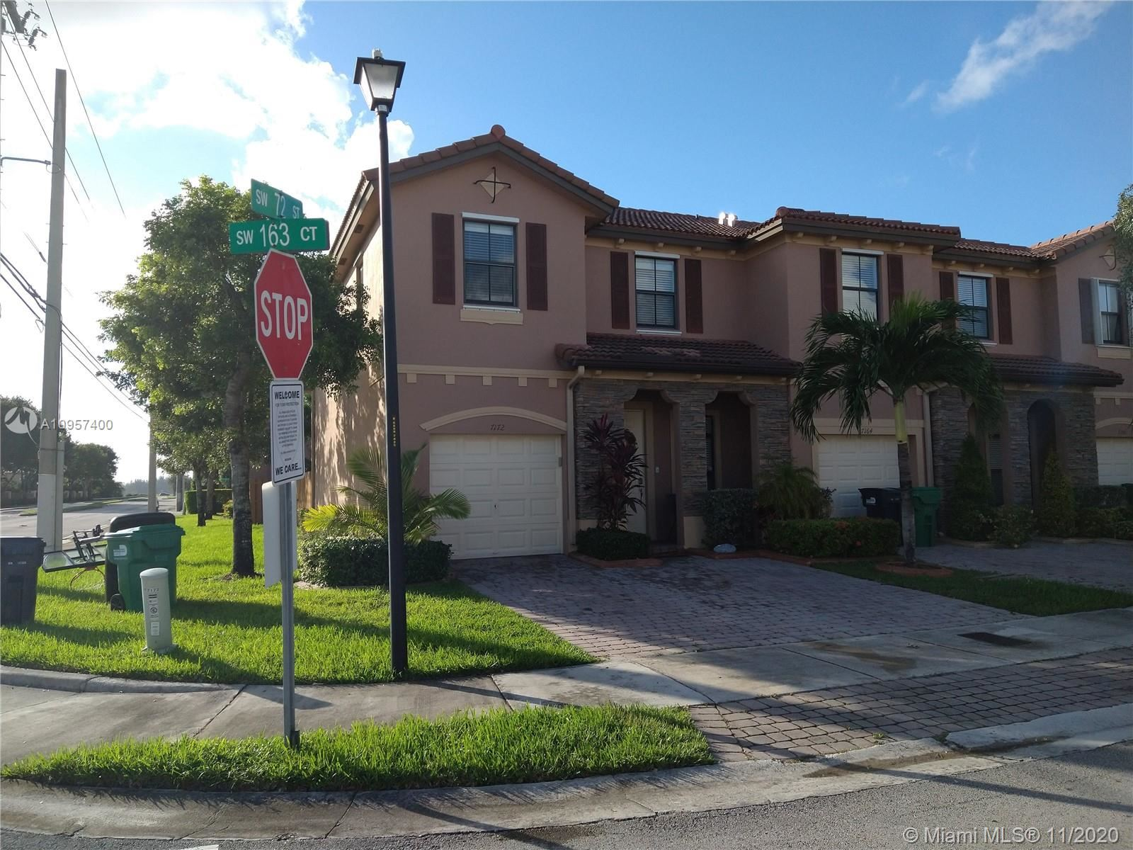 7172 SW 163rd Ct, Miami, FL 33193 - #: A10957400