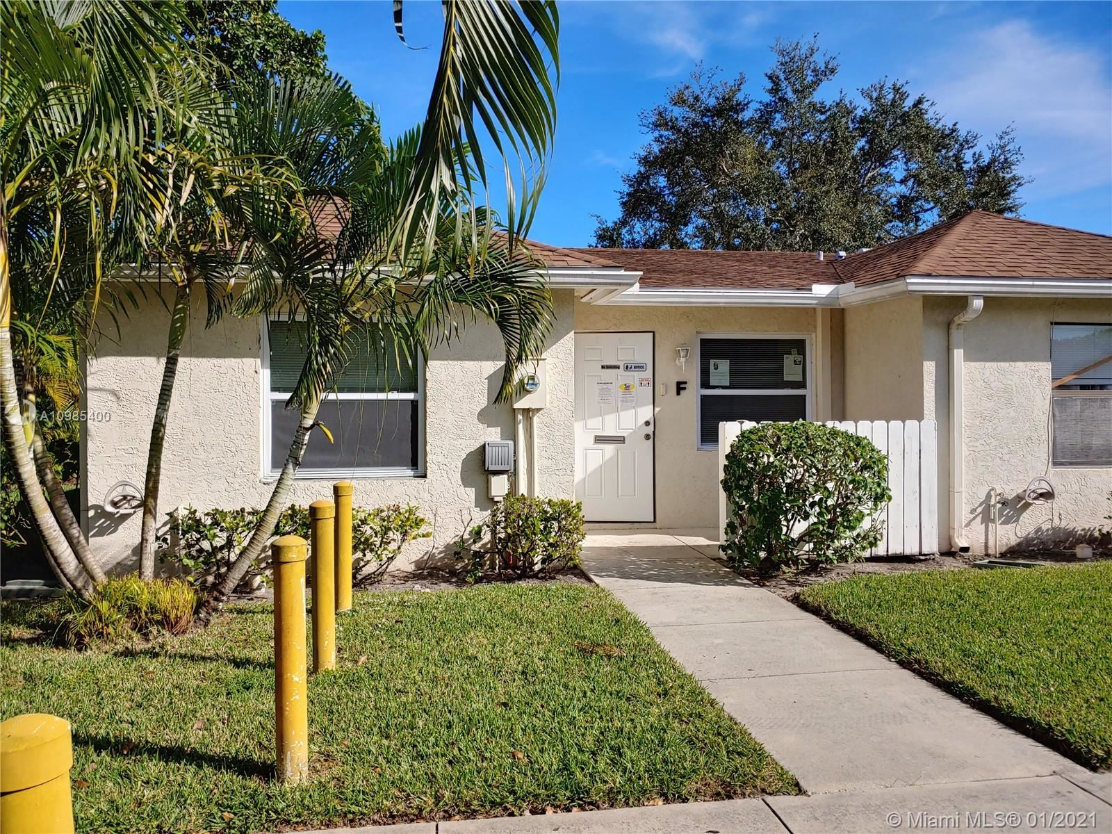 5060 Sanctuary Way #F, West Palm Beach, FL 33417 - #: A10985400