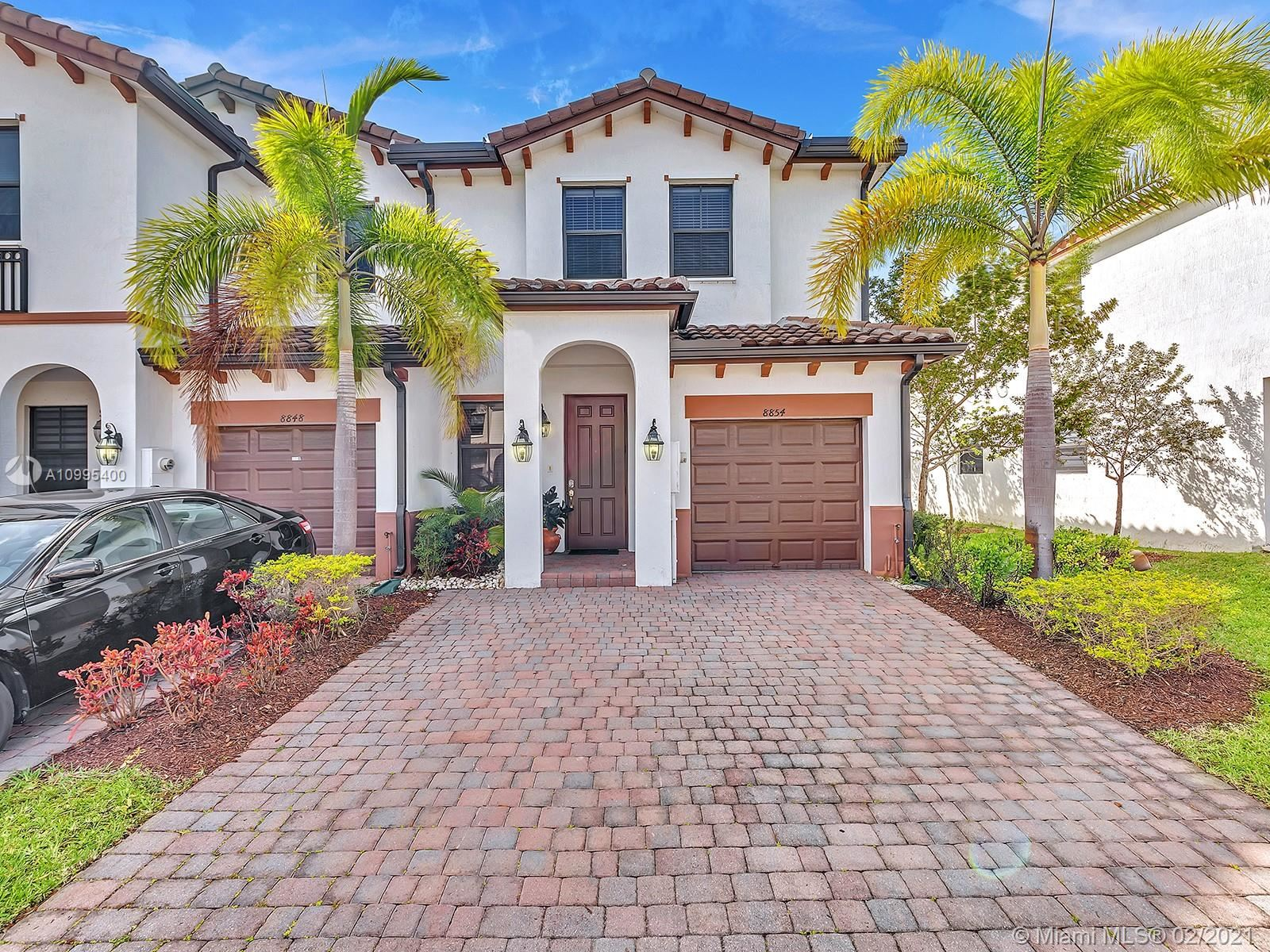 8854 NW 102nd Ct #8854, Doral, FL 33178 - #: A10995400
