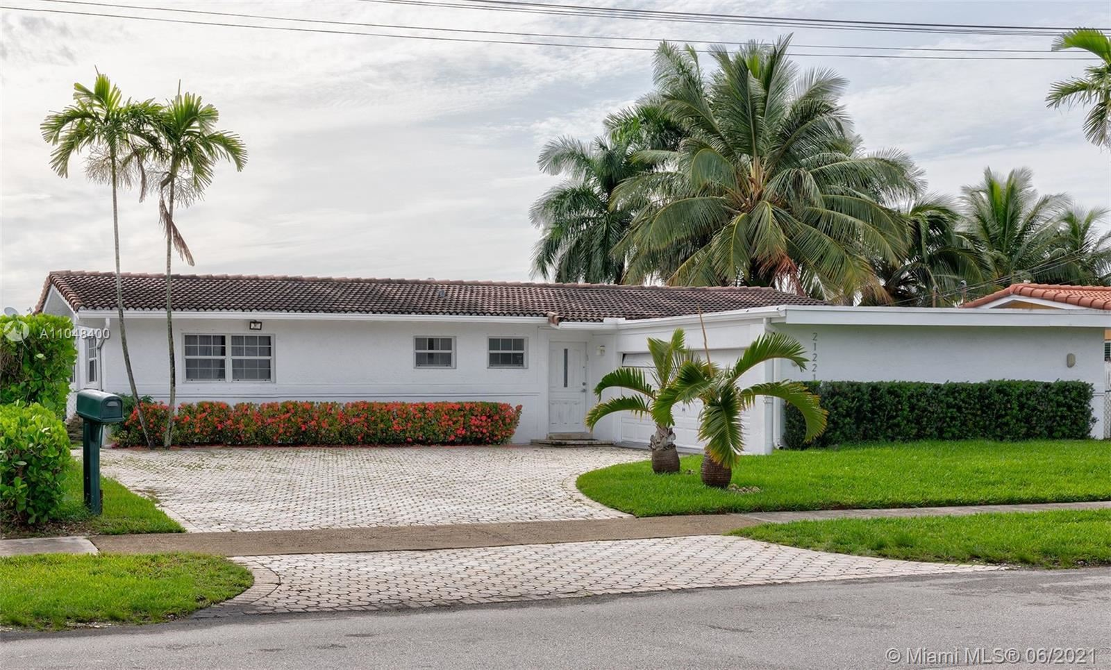 21221 NE 24th Ct, Miami, FL 33180 - #: A11048400
