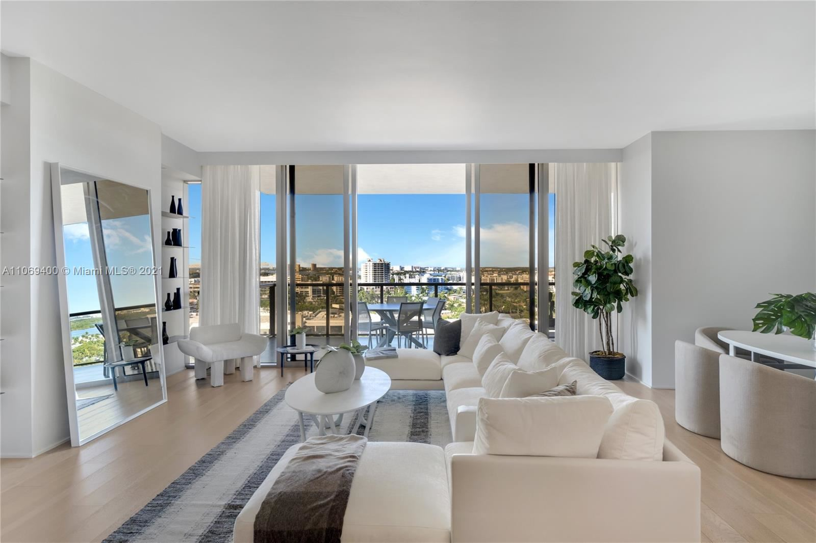 Photo of 9705 Collins Ave #1205N, Bal Harbour, FL 33154 (MLS # A11069400)