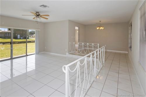 Photo of Listing MLS a10809401 in 1860 NW 172nd Ter Miami Gardens FL 33056