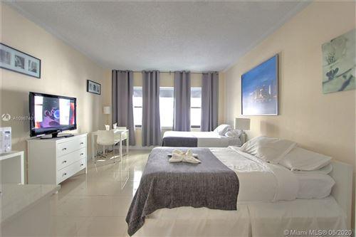 Photo of 6345 Collins Ave #630, Miami Beach, FL 33141 (MLS # A10867401)