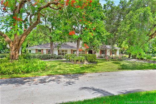 Photo of Listing MLS a10886401 in 7301 Capilla Ct Coral Gables FL 33143