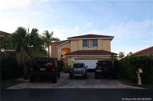 Photo of 9484 SW 164th Ct, Miami, FL 33196 (MLS # A10961401)