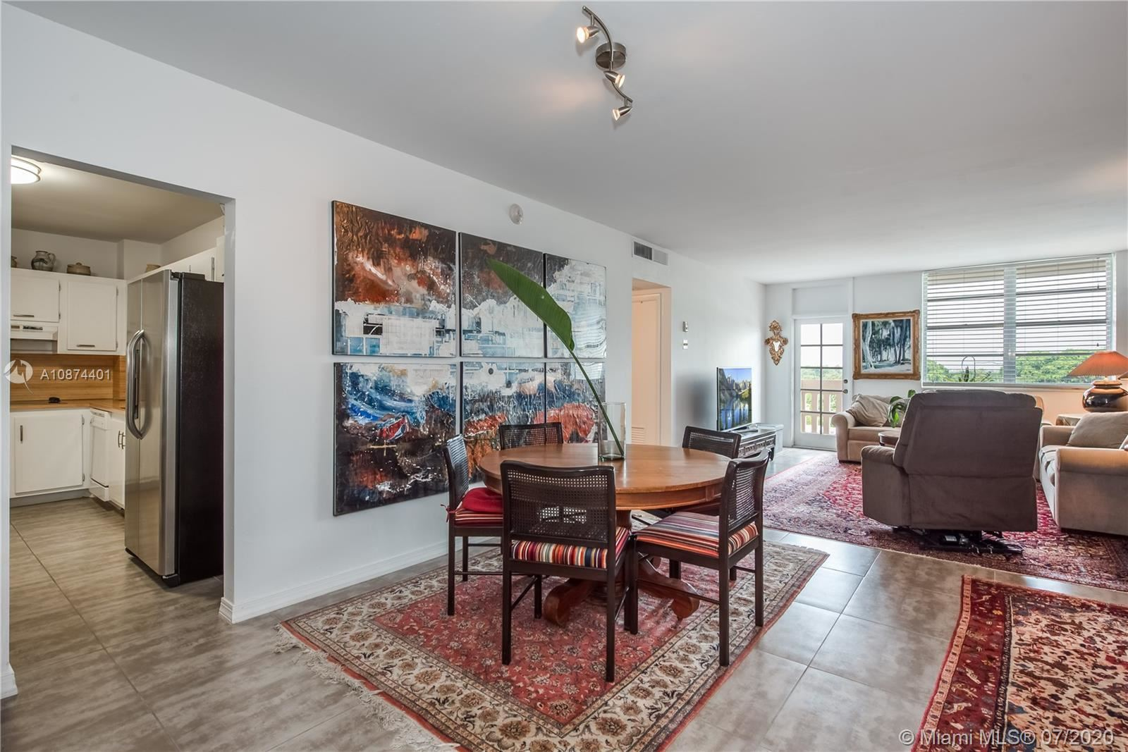 90 Edgewater Dr #811, Coral Gables, FL 33133 - #: A10874401