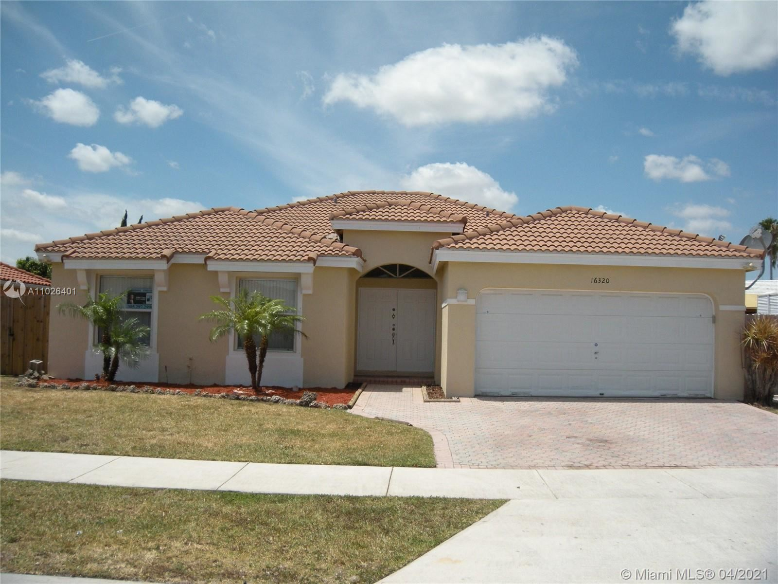 16320 SW 144th Ave, Miami, FL 33177 - #: A11026401