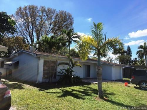 Photo of Listing MLS a10834402 in 6760 NW 24th place Sunrise FL 33313