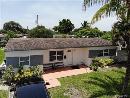 Photo of 6525 SW 26th Ct, Miramar, FL 33023 (MLS # A10987402)