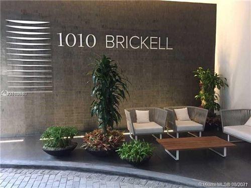Photo of 1010 Brickell Ave #1603, Miami, FL 33131 (MLS # A11099402)