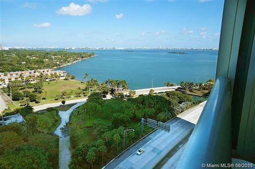 Photo of 601 NE 36th St #1502, Miami, FL 33137 (MLS # A11103402)