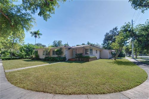 Photo of 530 Tibidabo Ave, Coral Gables, FL 33143 (MLS # A10776403)