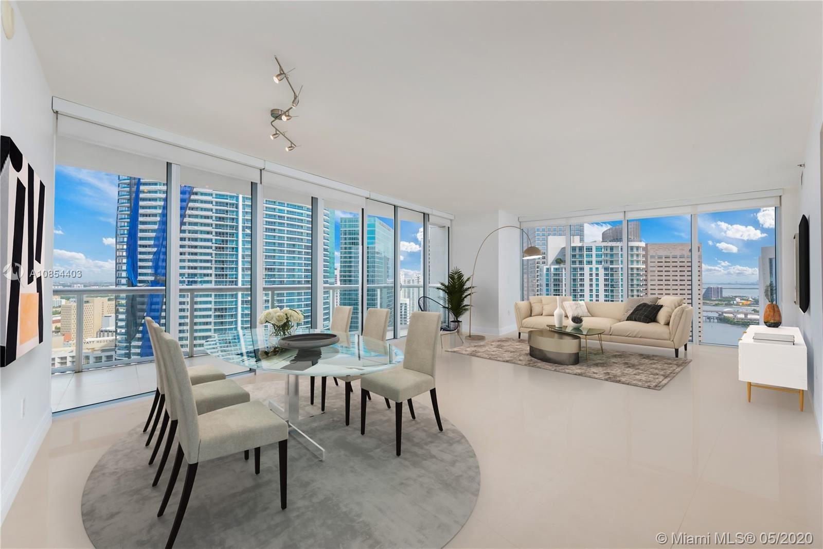465 Brickell Ave #3702, Miami, FL 33131 - #: A10854403