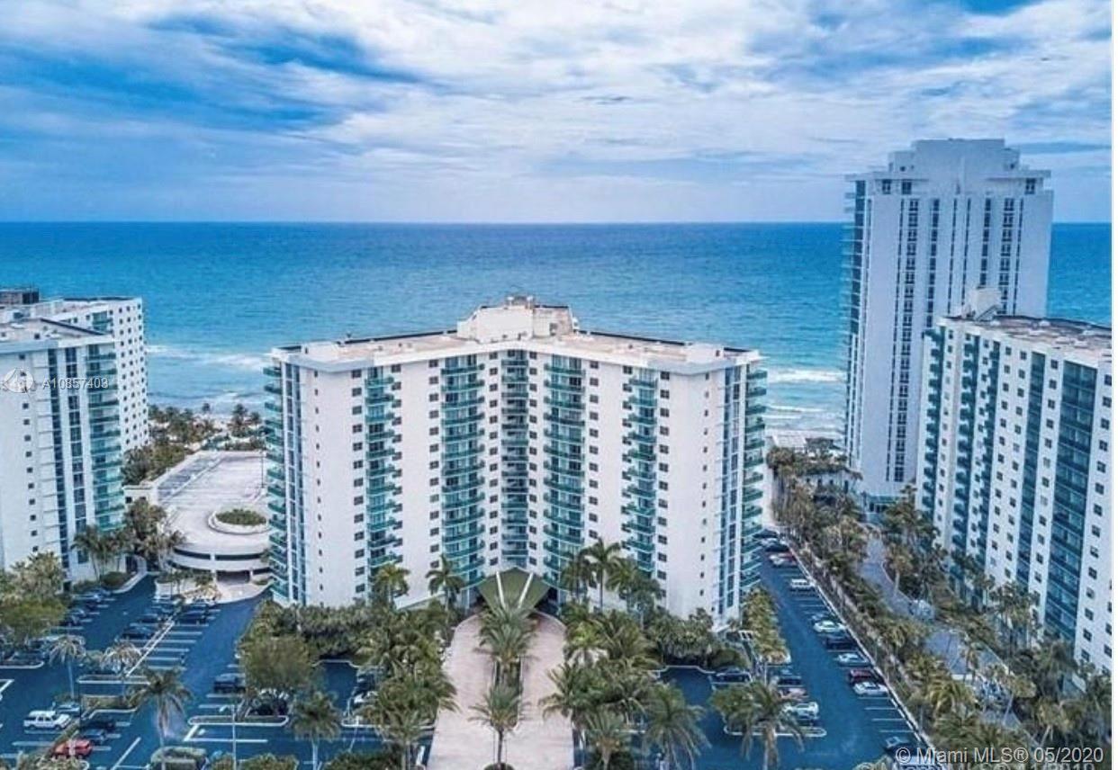 3801 S Ocean Dr #2U, Hollywood, FL 33019 - #: A10857403