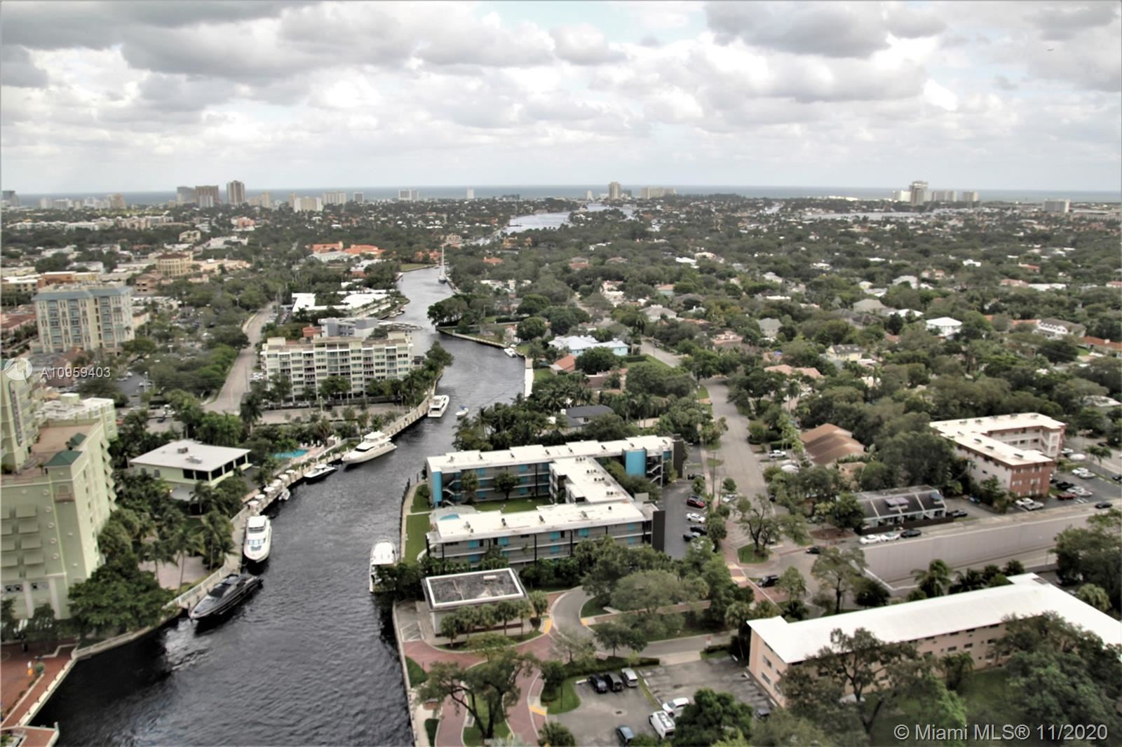 Photo of 411 N New River Dr E #2805, Fort Lauderdale, FL 33301 (MLS # A10959403)