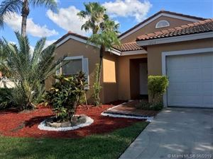 Photo of 16514 NW 3rd St, Pembroke Pines, FL 33028 (MLS # A10641404)