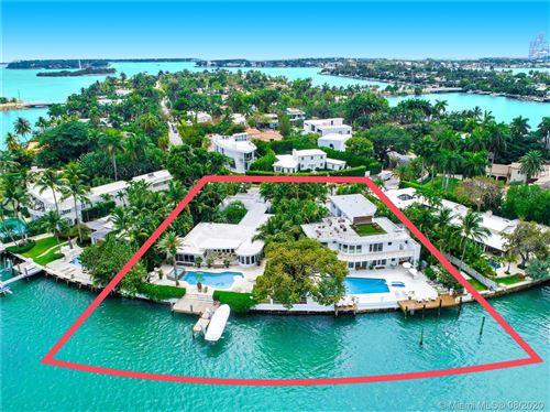 Photo of 445+441 E Rivo Alto Dr, Miami Beach, FL 33139 (MLS # A10859404)