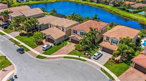 Photo of 8205 Adrina Shores Way, Boynton Beach, FL 33473 (MLS # A11038404)