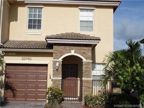 Photo of 22161 SW 92 PL #22161, Cutler Bay, FL 33190 (MLS # A11061404)