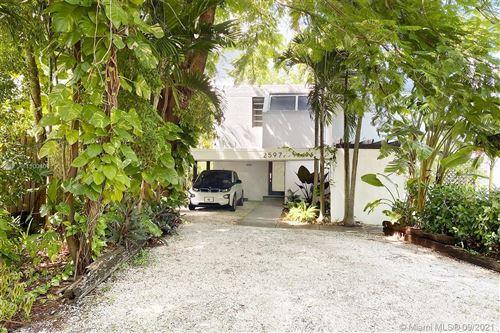 Photo of 2597 Trapp Ave #1, Miami, FL 33133 (MLS # A11100404)