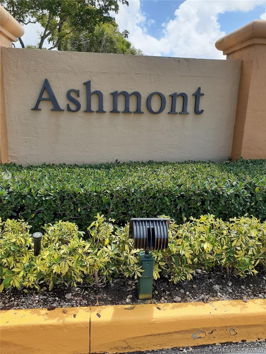 7614 Ashmont Cir #104, Tamarac, FL 33321 - #: A10895404