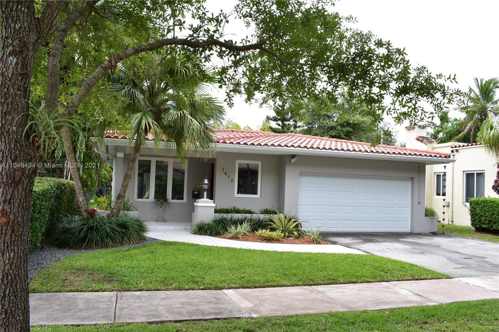 1412 Medina Ave, Coral Gables, FL 33134 - #: A11046404
