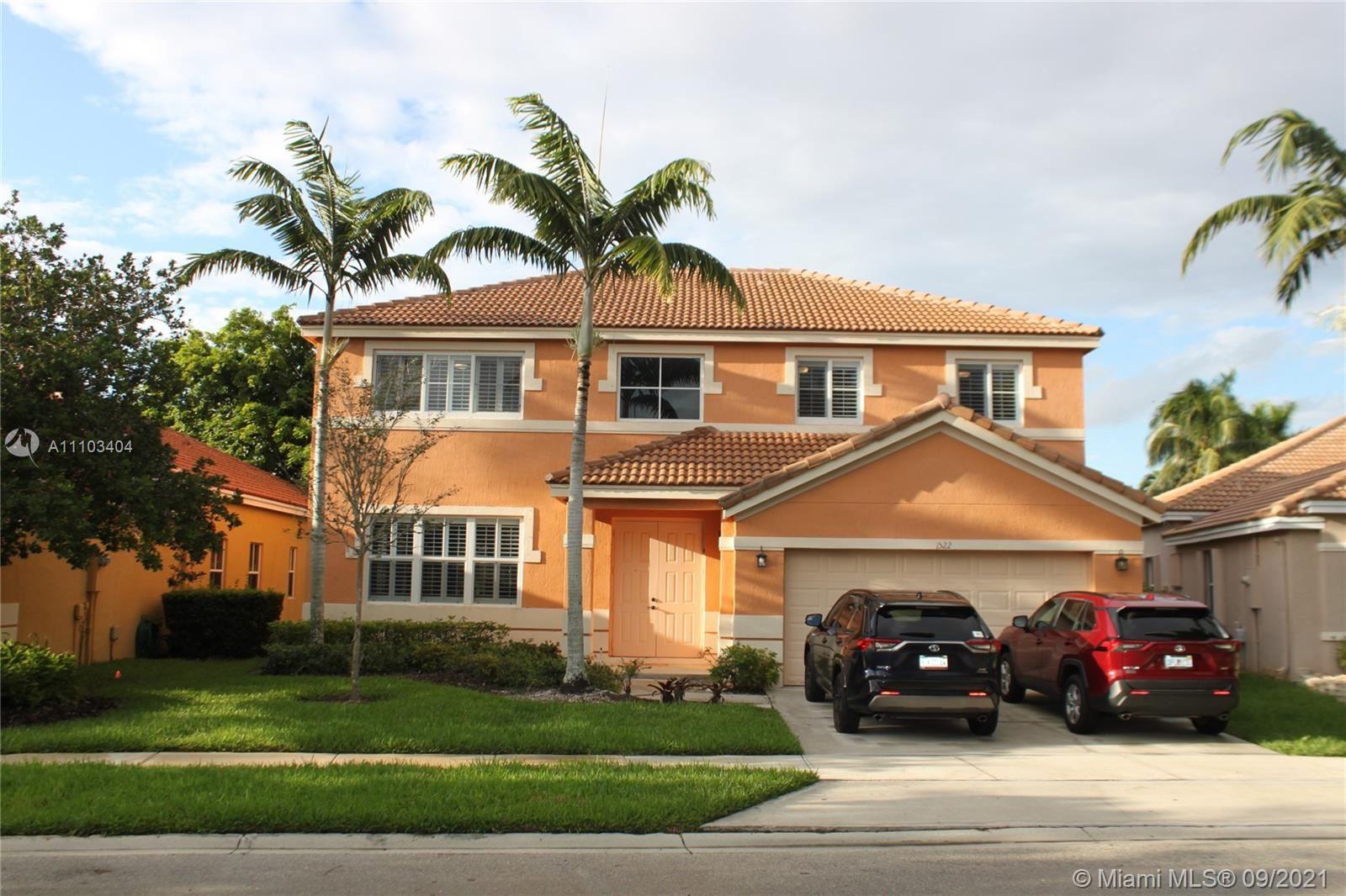 1522 Sandpiper Cir, Weston, FL 33327 - #: A11103404